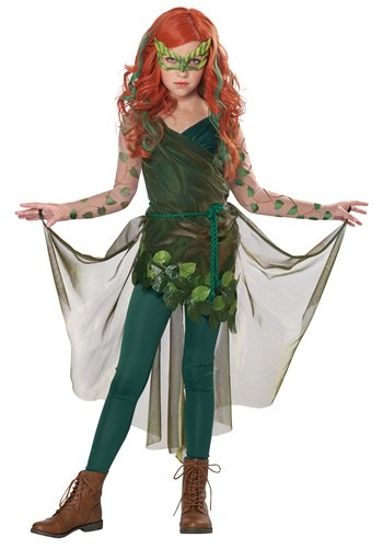 Pretty Poison Costume For Kids