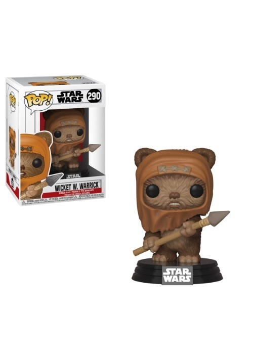 Pop! Star Wars: ROTJ- Wicket
