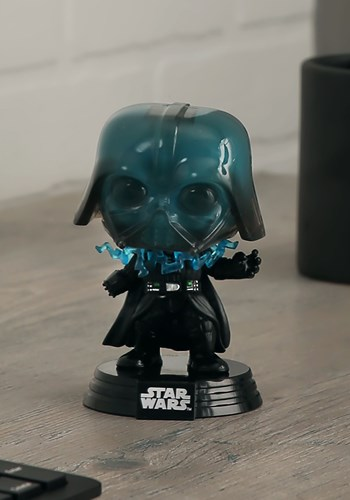 Pop! Star Wars: ROTJ- Electrocuted Darth Vader Update