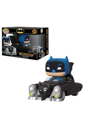 Pop! Rides: Batman 80th- 1950 Batmobile