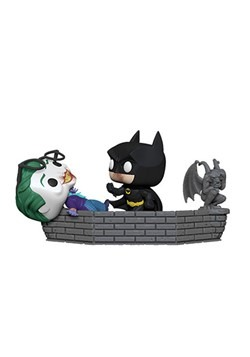 Pop! Movie Moment: Batman 80th- Batman and Joker (1989)