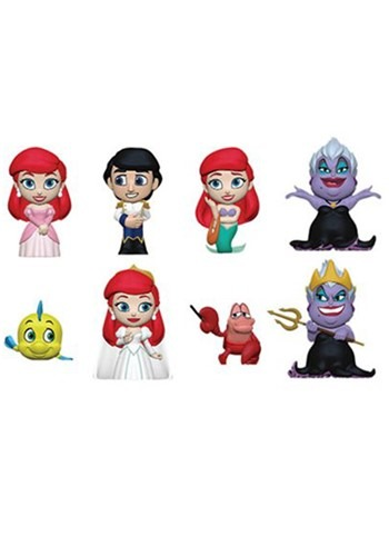 Mini Vinyl Figures: Little Mermaid