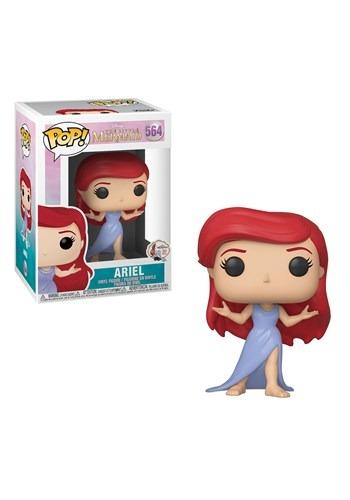 Pop! Disney: Little Mermaid- Ariel (Purple Dress) Figure upd