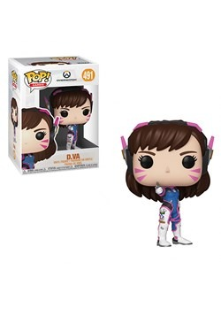 Pop! Games: Overwatch- D. Va upd