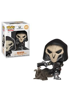 Pop! Games: Overwatch- Reaper (Wraith) upd