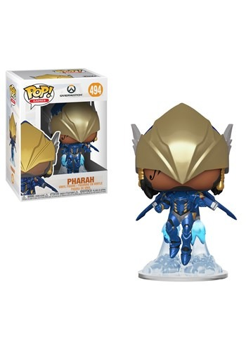 Pop! Games: Overwatch- Pharah (Victory Pose)