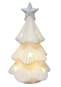 Ceramic Light Up LED Christmas Tree