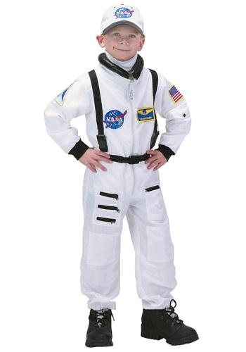 Kid's Astronaut Suit Costume