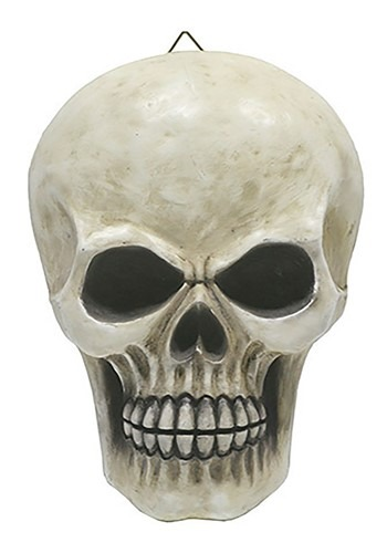 Resin Skull Hanging Halloween Decor
