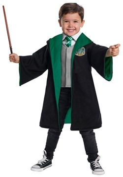 Harry Potter Slytherin Costume For Toddlers