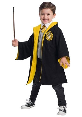 Harry Potter Toddler Hufflepuff Costume1