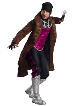 Adult X-Men Gambit Costume