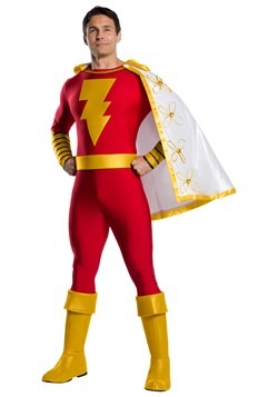 DC Classic Shazam Adult Costume
