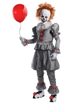 IT Adult Pennywise Costume