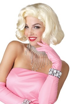 Marilyn Monroe Diamonds Wig