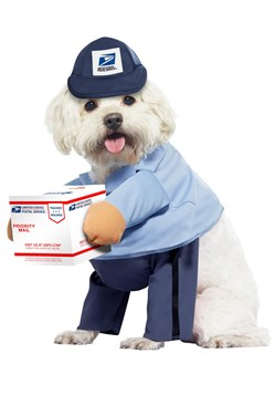USPS Dog Mail Carrier Costume Update 1