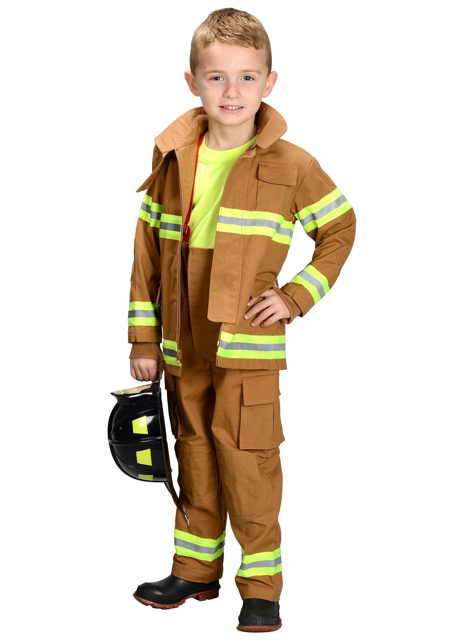 Firefighter Costume for a Child