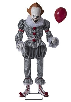 IT Life Size Pennywise Animated Prop