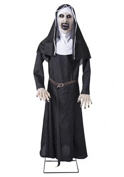The Nun Life-Size Figure Animated