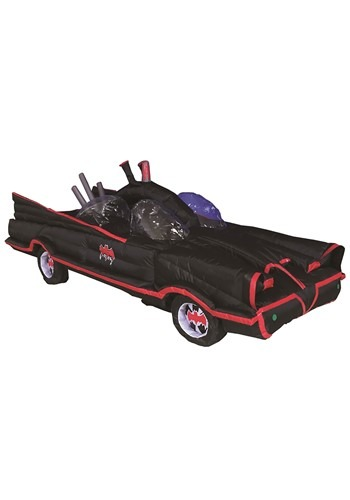 Inflatable Batmobile Prop Decoration