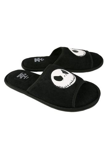 Jack Skellington Open-Toe Slippers update1