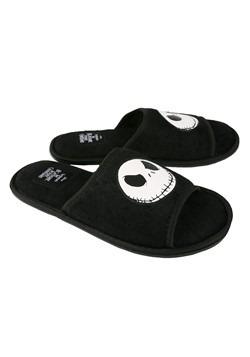 Jack Skellington Open-Toe Slippers