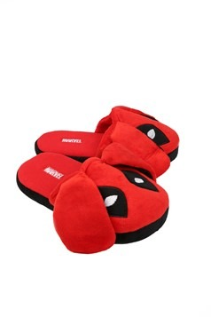 Deadpool Bunny Ears Men's Slippers
