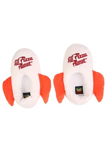 Toy Story Pizza Planet Men's Slippers