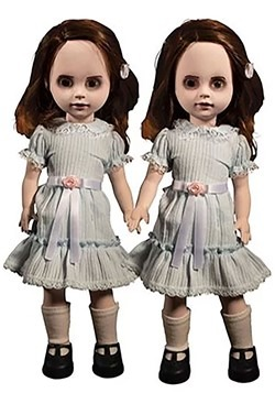 The Shining Talking Grady Twins Living Dead Dolls