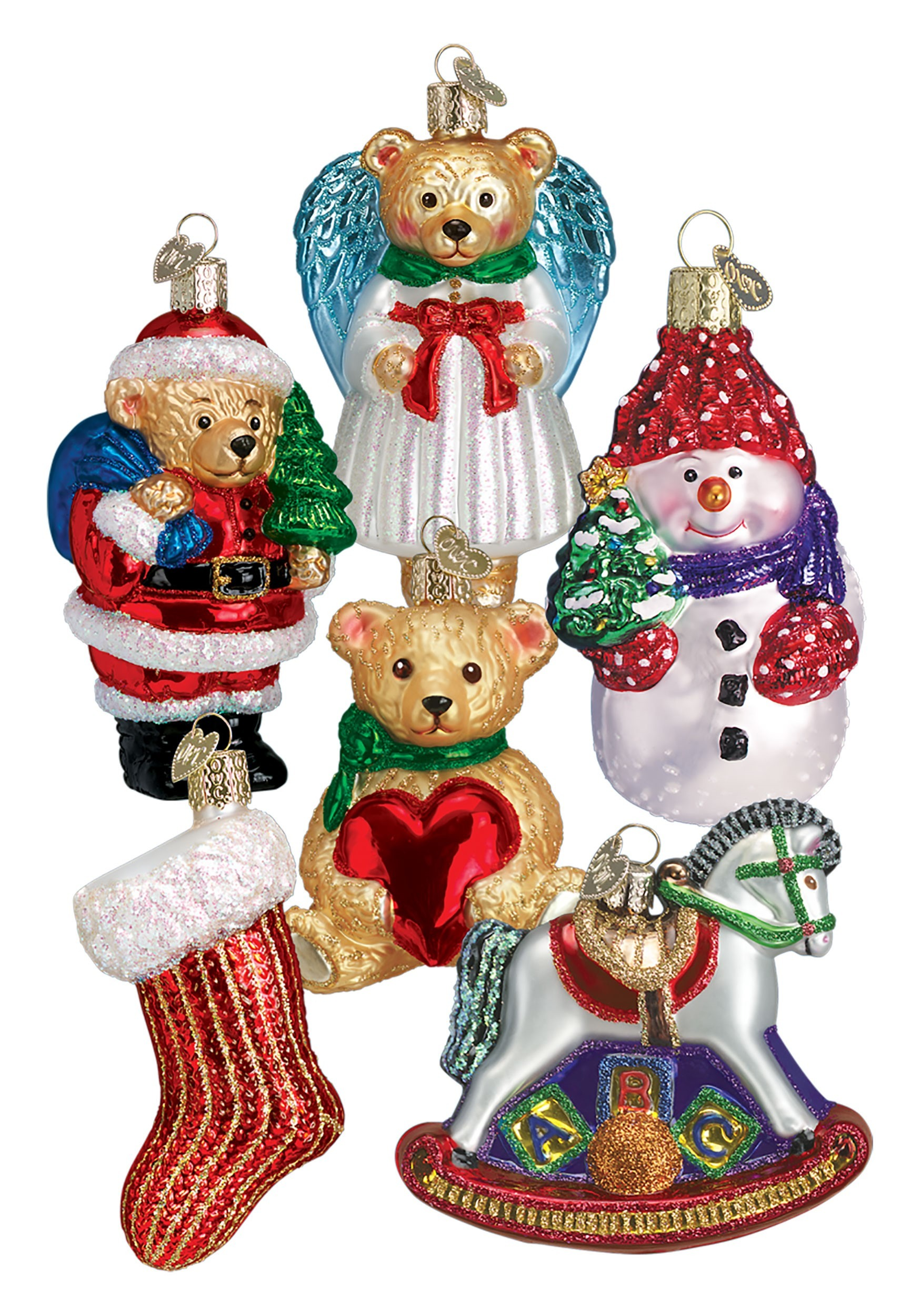 Baby's_1st_Christmas_6-Piece_Ornament_Collection