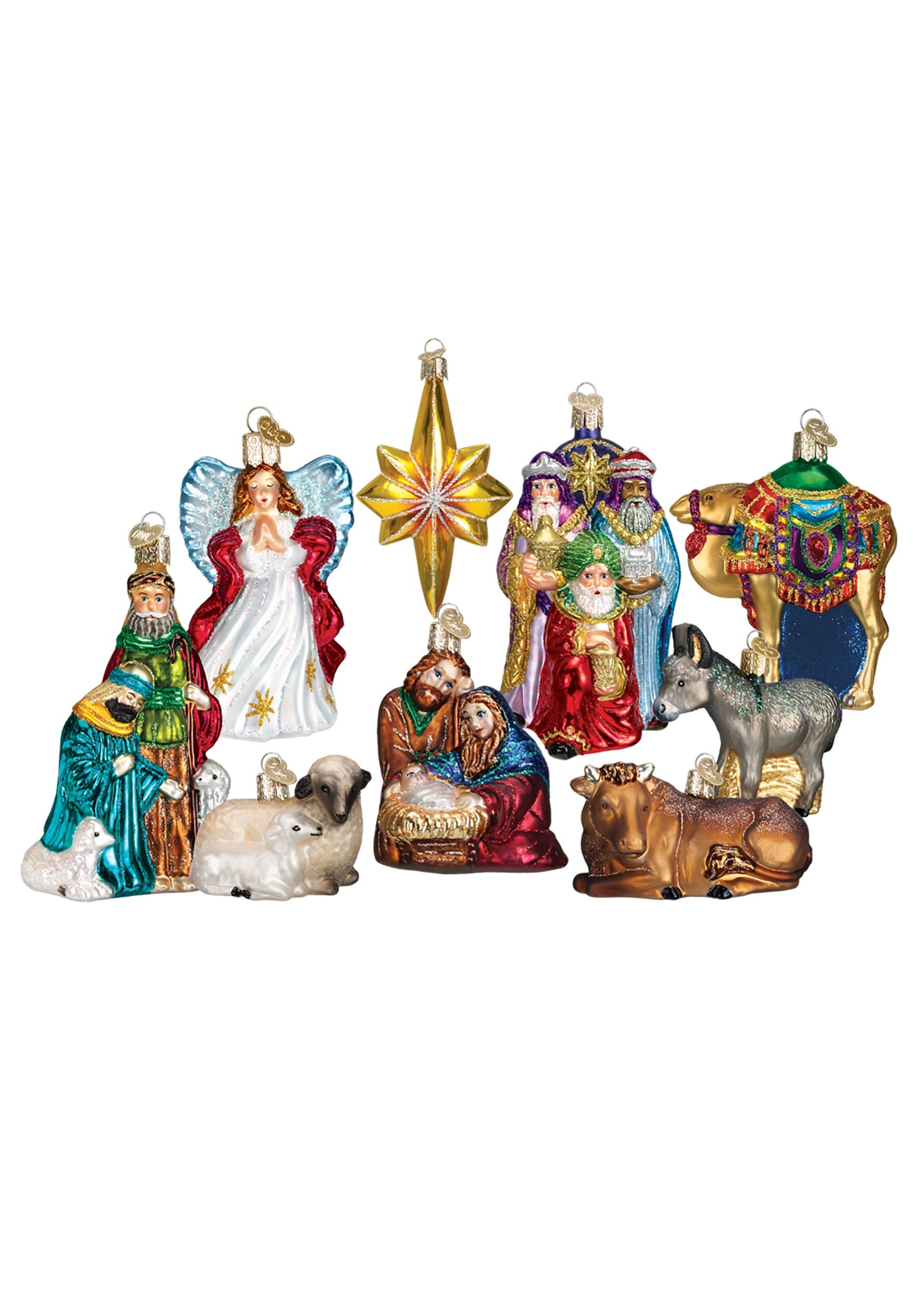 Nativity_9_Piece_Ornament_Collection