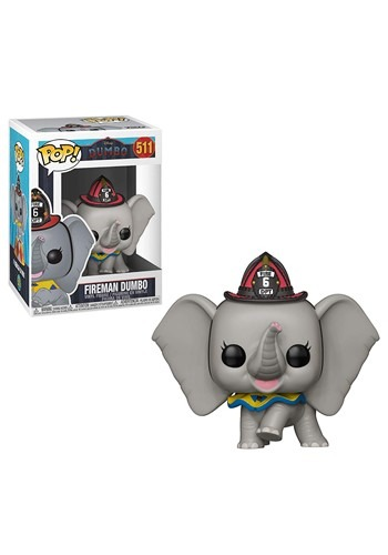 Pop! Disney: Dumbo (Live)- Fireman Dumbo
