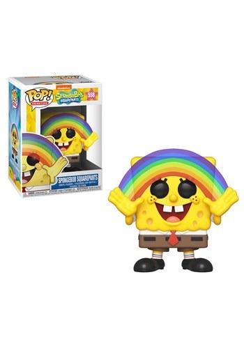 Pop! Animation: Spongebob Squarepants- Rainbow Spongebob upd