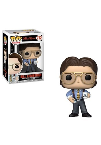 Pop! Movies: Office Space- Bill Lumbergh