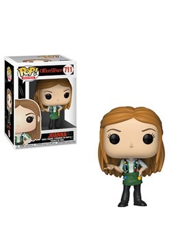 Funko Pop! Movies: Office Space- Joanna w/Flair