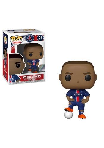 POP! Football: PSG: Kylian Mbappe Vinyl Figure