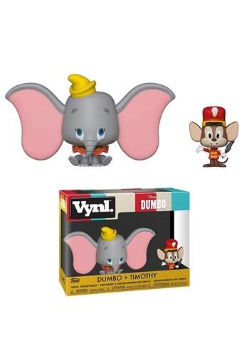Vynl: Dumbo- Dumbo & Timothy Vinyl Figures