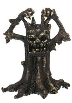 Spooky Small Light Up Tree Figurine2