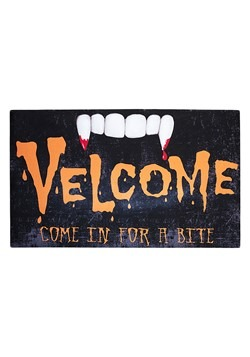 Vampire Velcome Floor Mat