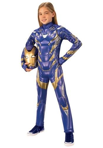 Avengers Endgame Girls Rescue Deluxe Costume1