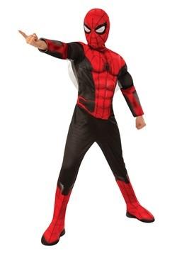 Spider Man Far From Home Spider Man Kids Costume