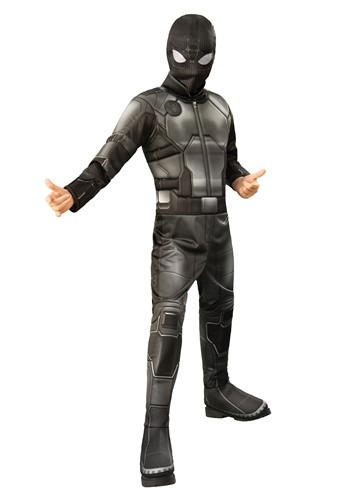 Spider Man Far From Home Deluxe Stealth Costume for Kids