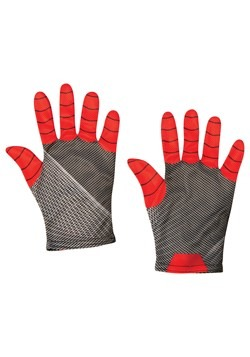 Boys Spider-Man Far From Home Red and Black Gloves