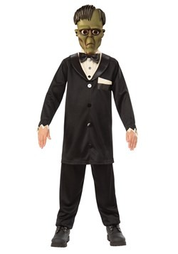 The Addams Family Lurch Costume Kids
