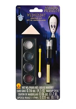 The Addams Family: Wednesday Kids Makeup Kit Accessory