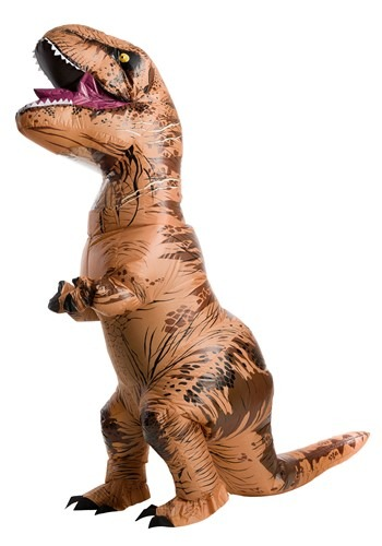 Inflatable | Costume | T-Rex | World | Plus | Size
