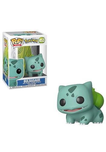 Funko Pop! Games: Pokemon- Bulbasaur1 main