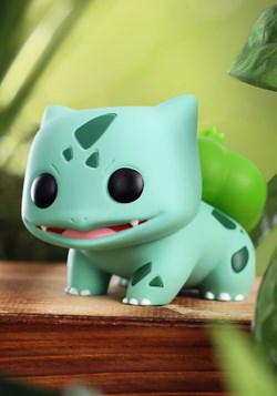 Funko Pop! Games: Pokemon- Bulbasaur2 alt
