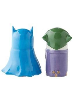 Batman vs Joker Salt & Pepper Shakers Alt 1