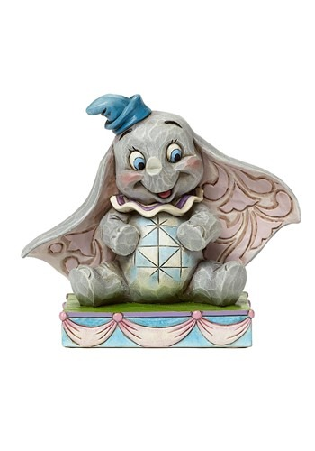 Disney Traditions Collectible Dumbo Figuirine